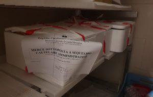 Salumi e formaggi senza etichettatura: i Carabinieri forestali ne sequestrano 37 Kg
