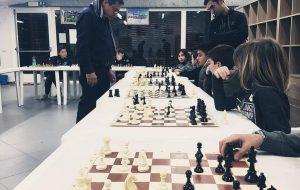 Domenica 25 simultanea di scacchi in Piazza Commestibili a Mesagne
