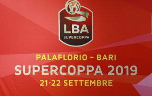 Al via la due giorni della Supercoppa: stasera Brindisi contro Venezia
