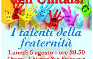 6° Gran Gala dell'Unitalsi, i talenti della fraternità: sarà inaugurato il pulmino donato dalla famiglia Contento