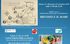 Giornate Europee del Patrimonio 2019: le iniziative dell'Archivio di Stato di Brindisi