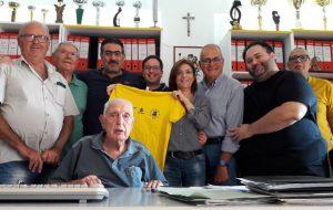 """Mino D'Angelo è il nuovo presidente dell'ASD Fausto Coppi, l'associazione che organizza la mitica """"Brindisi in Bicicletta"""""""
