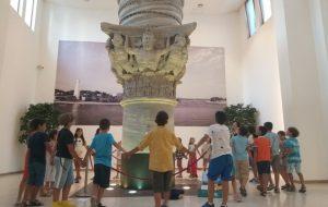 Mercoledì e Venerdì a Palazzo Nervegna i bambini alla scoperta del mare