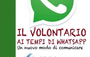 """Mercoledì 2 a Latiano il seminario """"Il Volontario ai tempi di Whatsapp"""""""