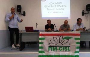 Fim Cisl Taranto Brindisi: ok a piattaforma per contratto metalmeccanici