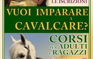 Circolo Ippico Mitrano: al via i corsi di equitazione
