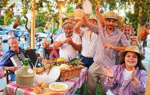 Domenica ad Oria la Festa dell'Uva e del Vino Locale