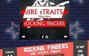 """Stasera a Latiano """"Rocking Finger"""" per il  Festival delle Tribute band"""
