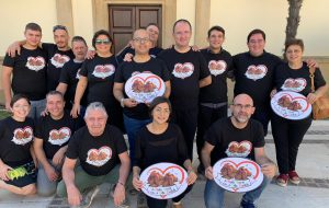 """Si presenta """"La Pasta Riccia"""", il dolce di Villa Castelli"""