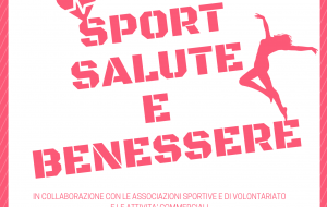"""Domenica 8 a San Michele la festa """"Sport, Salute e Benessere"""""""