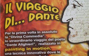 """Parte da Brindisi """"Il viaggio di Dante"""", progetto filmico esclusivo sulla Divina Commedia rivolto alle scuole"""