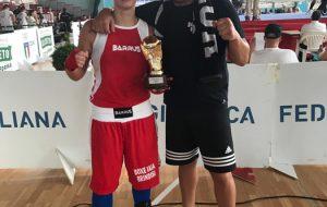 Boxe Iaia: Concetta Marchese convocata alle selezioni per i Campionati Mondiali di Russia