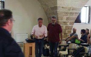 """Nando Dalla Chiesa e """"Università itinerante"""" a Masseria Canali sulla storia della Scu"""