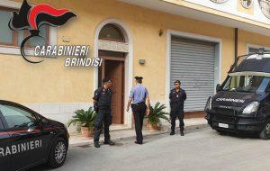 Villa Castelli: sgomberato immobile confiscato alla criminalità: sarà una caserma dei Carabinieri