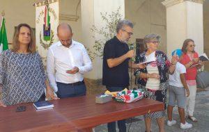 Progetto del Primo circolo didattico sulla Costituzione: il sindaco Matarrelli incontra gli studenti