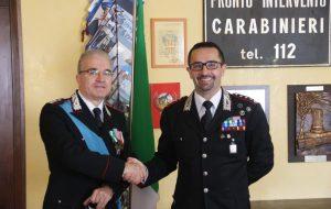 Il Tenente Colonnello Raffaele Federico è il nuovo comandante del Reparto Operativo del Comando Provinciale Carabinieri di Brindisi