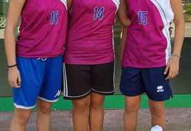 Tre atlete della Polispotiva Bozzano convocate dall'Under 15 pugliese