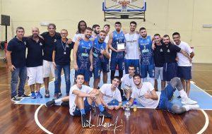 La Dinamo Brindisi vince il Memorial Perugino