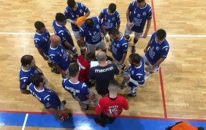 Sassari batte la Junior Fasano 37-32