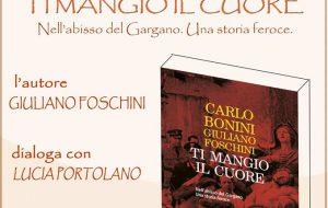 """Domenica 15 si presenta a Brindisi """"Ti Mangio il cuore"""" il libro inchiesta sulla mafia foggiana"""