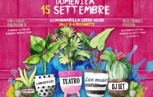 Musica, teatro, laboratori e seminari animano la terza edizione della festa organizzata dall'associazione ecologista Ostuni Green Riot