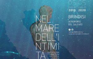 Nel mare dell'Intimità: venerdì presentazione e visite guidate alla mostra presso l'Aeroporto di Brindisi