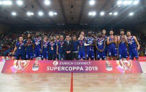 Supercoppa 2019: Happy Casa batte Cremona e chiude al terzo posto