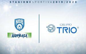 Gruppo Trio SpA nuovo Top Sponsor della Happy Casa Brindisi