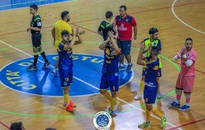 Coppa Italia: l'Olympique Ostuni si arrende al Bernalda