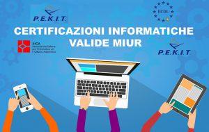 """Ripartino le certificazioni informatiche per tutti all'lTE """"Epifanio Ferdinando"""" di Mesagne"""