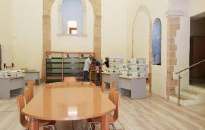"""Apre il Presidio di Lettura """"Ex Convento di Santa Chiara"""" a Brindisi"""