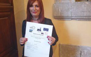"""""""Cuorineri"""" di Simona Pino d'Astore premiato allo Spoleto Art Festival"""