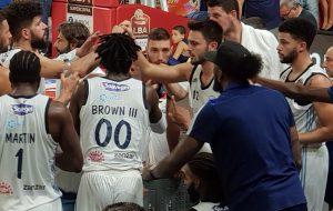 Happy Casa Brindisi chiede chiarezza sulle decisioni arbitrali della gara contro Venezia