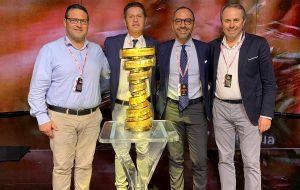 """Piemontese: """"il Giro d'Italia 2020 farà accrescere l'attrattività della Puglia e stimolerà tante persone a fare sport all'aria aperta"""""""
