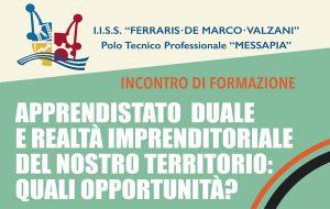 Apprendistato duale e realtà imprenditoriale del nostro territorio: quali opportunità