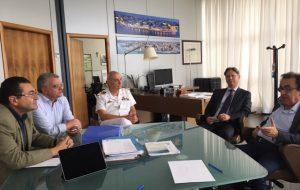 AdSP MAM e Legambiente Brindisi avviano un dialogo costruttivo per il bene del porto di Brindisi