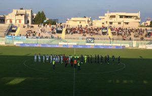 Il Brindisi crolla in casa contro la capolista Bitonto: finisce 0-3