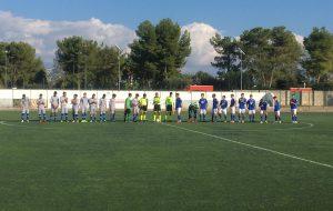 Campionato Nazionale Juniores: Brindisi-Corigliano=0-1