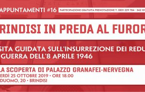 Una visita guidata sui tumulti di Brindisi del 1946