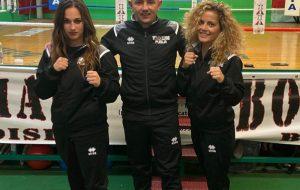 Women Boxing League: due atlete brindisine della Boxe Iaia nella rappresentativa di Puglia e Basilicata