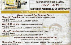 Chiudono le celebrazioni per il sesto centenario della morte S. Vincenzo Ferreri