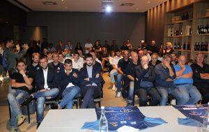 La Limongelli Dinamo Brindisi si è presentata alla città: il racconto della serata