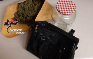 In casa 270 grammi di marijuana: arrestato