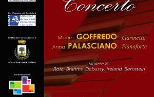 Stagione AGiMus: domenica 3 concerto del duo Goffredo-Palasciano