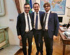 """Carbonella e Guadalupi (Italia Viva): """"Leopolda 10 momento storico, Brindisi ci sarà!"""""""