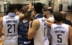 Seconda vittoria consecutiva per la Limongelli Dinamo Brindisi: superato il Cus Bari nell'esordio casalingo