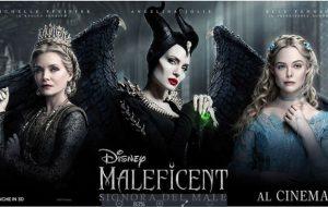 Andromeda Cinemas: oggi photo boot a tema con i personaggi di Maleficent 2