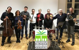BrindisiClassica: si parte giovedì 24 con l'Omaggio a Nino Rota
