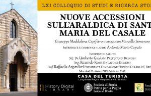 Nuove accessioni sull'araldica di Santa Maria del Casale