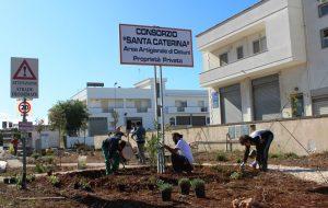 Ostuni Green Riot e Consulta di Santa Caterina insieme per la riqualificazione della Zona artigianale